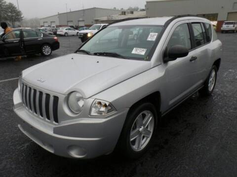 2007 Jeep Compass for sale at DREWS AUTO SALES INTERNATIONAL BROKERAGE in Atlanta GA