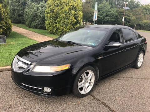 2008 Acura TL for sale at TGM Motors in Paterson NJ