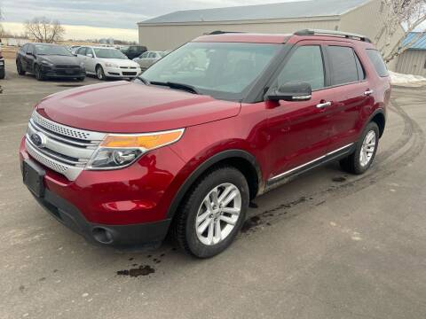 2014 Ford Explorer for sale at Hill Motors in Ortonville MN