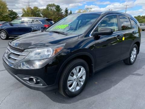 2012 Honda CR-V for sale at FREDDY'S BIG LOT in Delaware OH
