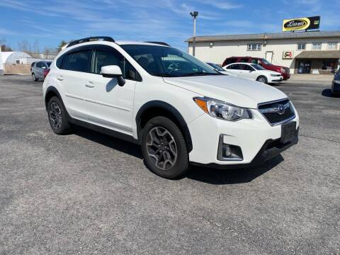 2017 Subaru Crosstrek for sale at Riverside Auto Sales & Service in Portland ME