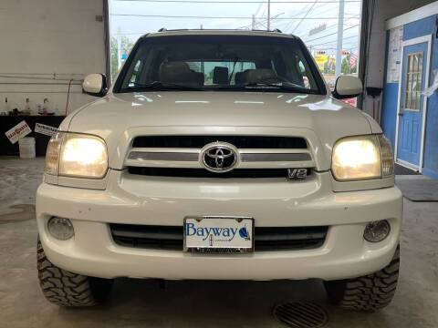 2006 Toyota Sequoia for sale at Ricky Auto Sales in Houston TX