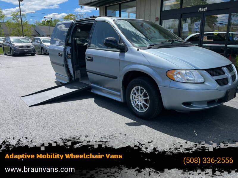 2004 Dodge Grand Caravan for sale at Adaptive Mobility Wheelchair Vans in Seekonk MA