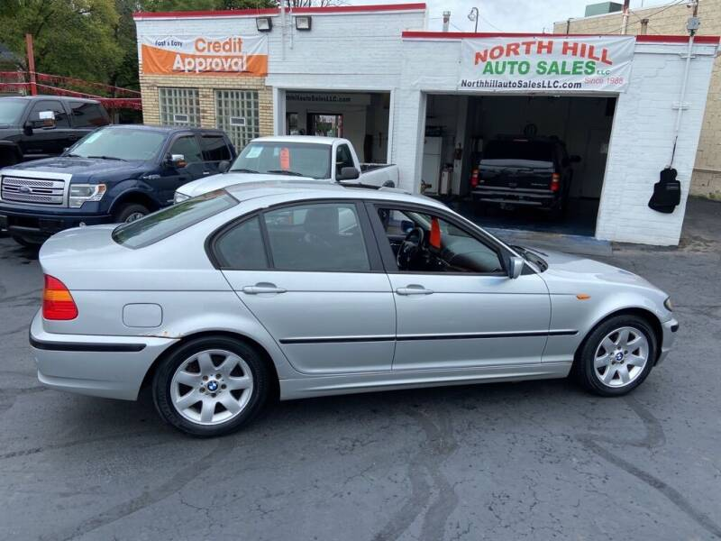 2005 BMW 3 Series for sale at North Hill Auto Sales in Akron OH