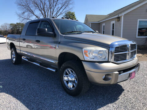 2008 Dodge Ram Pickup 2500 for sale at Curtis Wright Motors in Maryville TN