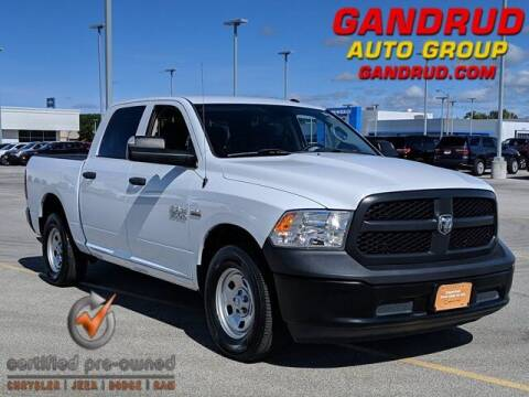 2018 RAM Ram Pickup 1500 for sale at Gandrud Dodge in Green Bay WI