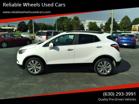 2019 Buick Encore for sale at Reliable Wheels Used Cars in West Chicago IL