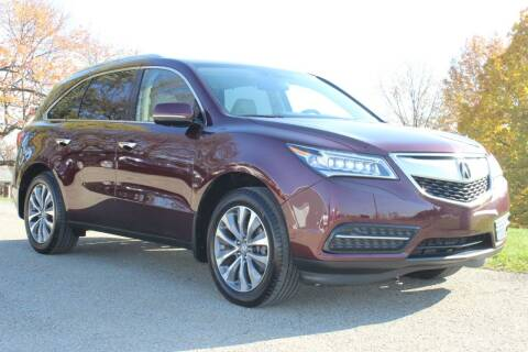 2014 Acura MDX for sale at Harrison Auto Sales in Irwin PA