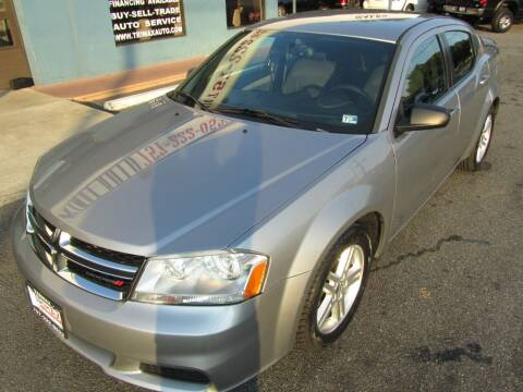 2014 Dodge Avenger for sale at Trimax Auto Group in Norfolk VA