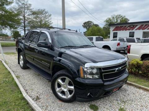 2011 Chevrolet Avalanche for sale at Beach Auto Brokers in Norfolk VA