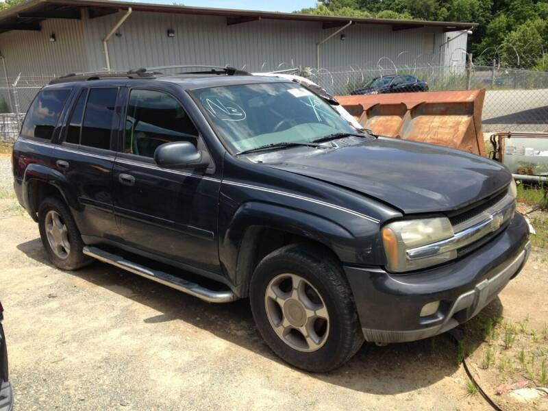 2007 Chevrolet TrailBlazer for sale at ASAP Car Parts in Charlotte NC