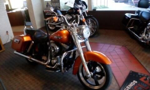 2014 Harley-Davidson FLD Switchback for sale at Jim Clark Auto World in Topeka KS