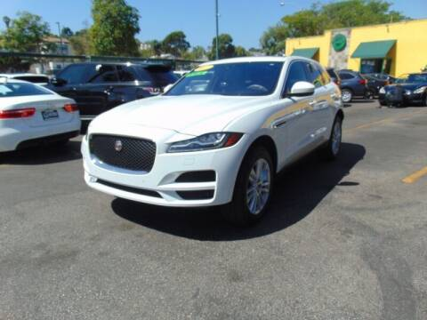 2017 Jaguar F-PACE for sale at Santa Monica Suvs in Santa Monica CA