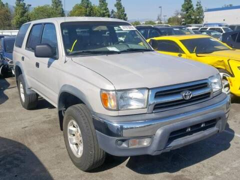 2000 Toyota 4Runner for sale at Auto Wholesalers Of Rockville in Rockville MD