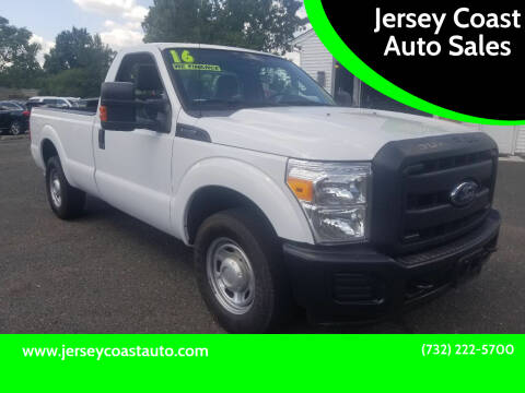 2016 Ford F-250 Super Duty for sale at Jersey Coast Auto Sales in Long Branch NJ