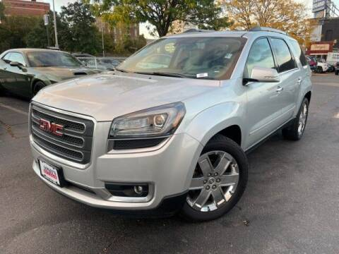 2017 GMC Acadia Limited for sale at Sonias Auto Sales in Worcester MA