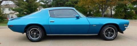 1970 Chevrolet Camaro for sale at WEST PORT AUTO CENTER INC in Fenton MO