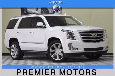 2018 Cadillac Escalade for sale at Premier Motors in Hayward CA