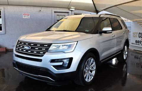 2016 Ford Explorer for sale at 1st Class Motors in Phoenix AZ
