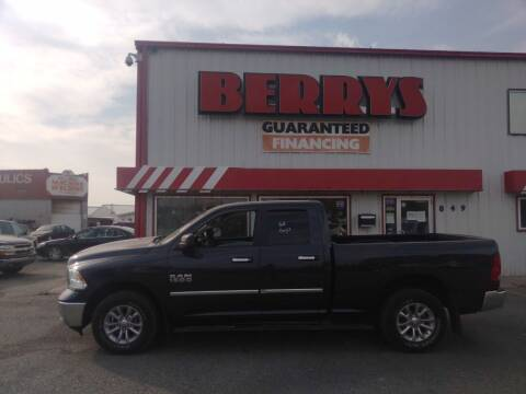 2013 RAM Ram Pickup 1500 for sale at Berry's Cherries Auto in Billings MT