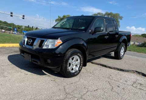 2012 Nissan Frontier for sale at InstaCar LLC in Independence MO