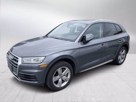 2018 Audi Q5 for sale at Fitzgerald Cadillac & Chevrolet in Frederick MD