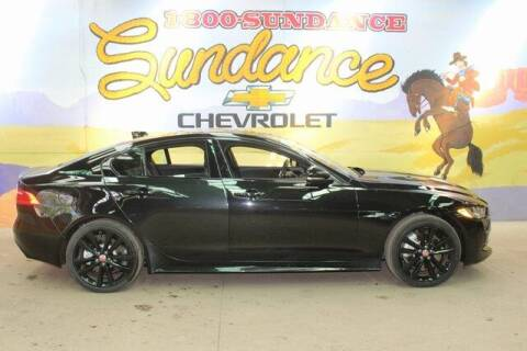 2017 Jaguar XE for sale at Sundance Chevrolet in Grand Ledge MI