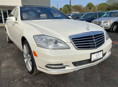 2013 Mercedes-Benz S-Class for sale at KAYALAR MOTORS in Houston TX
