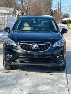 2019 Buick Envision for sale at Suburban Auto Sales LLC in Madison Heights MI