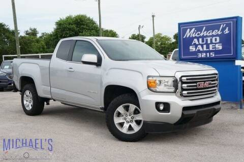 2018 GMC Canyon for sale at Michael's Auto Sales Corp in Hollywood FL
