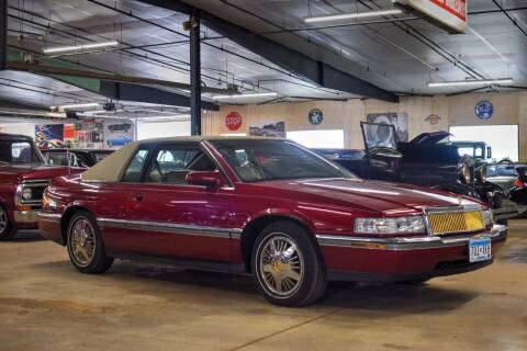 1993 Cadillac Eldorado for sale at Hooked On Classics in Watertown MN