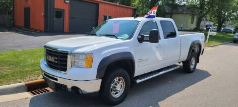 2007 GMC Sierra 2500HD for sale at Steve's Auto Sales in Madison WI