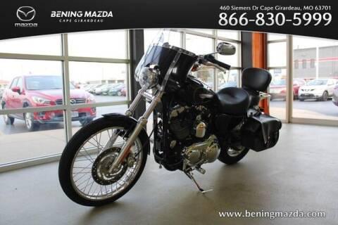 2009 Harley-Davidson Sportster for sale at Bening Mazda in Cape Girardeau MO