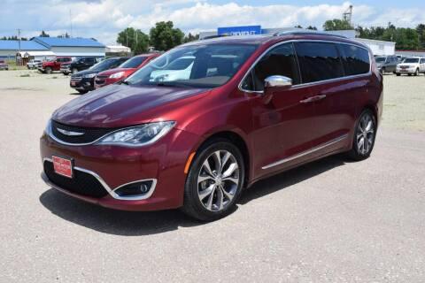 2017 Chrysler Pacifica for sale at Tripe Motor Company in Alma NE