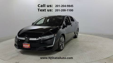 2018 Honda Clarity Plug-In Hybrid for sale at NJ State Auto Used Cars in Jersey City NJ