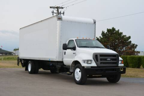 2013 Ford F-750 for sale at Signature Truck Center - Box Trucks in Crystal Lake IL