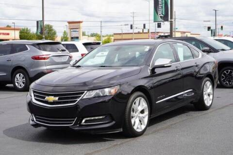 2019 Chevrolet Impala for sale at Preferred Auto Fort Wayne in Fort Wayne IN