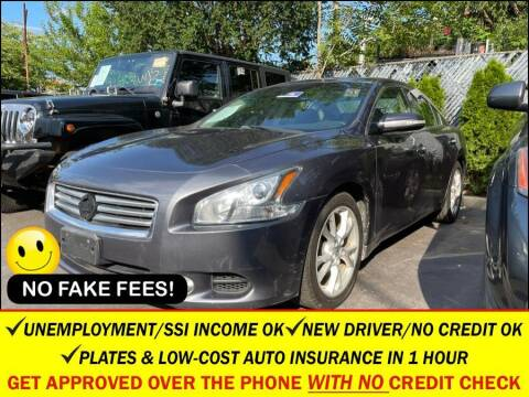 2013 Nissan Maxima for sale at AUTOFYND in Elmont NY