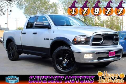 2009 Dodge Ram Pickup 1500 for sale at Saveway Motors in Reno NV