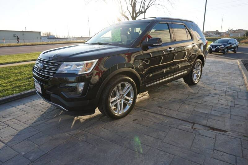 2016 Ford Explorer for sale at Ideal Wheels in Sioux City IA