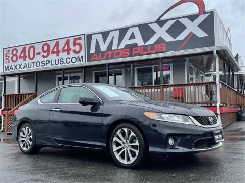 2013 Honda Accord for sale at Maxx Autos Plus in Puyallup WA