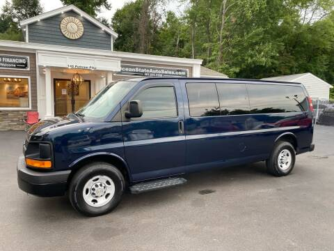 2012 Chevrolet Express Passenger for sale at Ocean State Auto Sales in Johnston RI