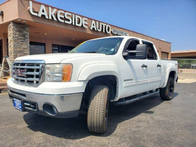 2011 GMC Sierra 1500 for sale at Lakeside Auto Brokers in Colorado Springs CO