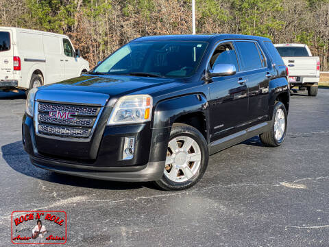 2012 GMC Terrain for sale at Rock 'n Roll Auto Sales in West Columbia SC