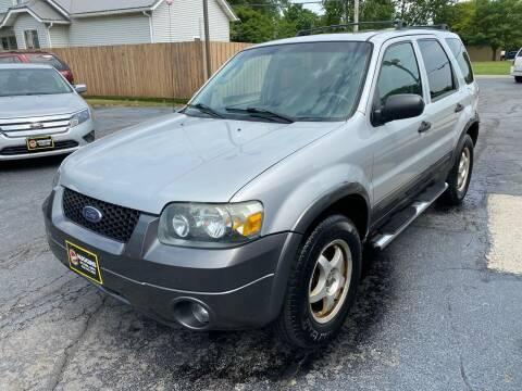 2005 Ford Escape for sale at Huggins Auto Sales in Ottawa OH