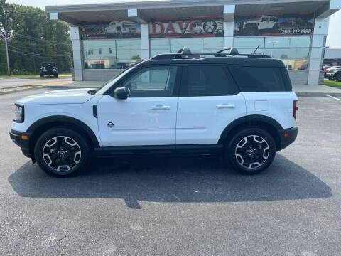 2021 Ford Bronco Sport for sale at Davco Auto in Fort Wayne IN