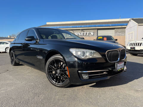 2013 BMW 7 Series for sale at Cars 2 Go in Clovis CA