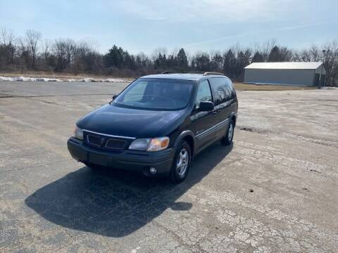 2000 Pontiac Montana for sale at Caruzin Motors in Flint MI