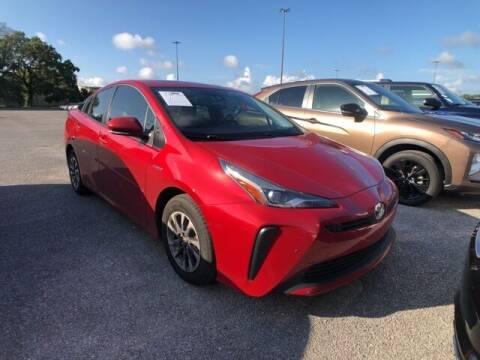 2021 Toyota Prius for sale at Allen Turner Hyundai in Pensacola FL