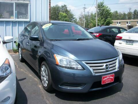 2014 Nissan Sentra for sale at Lloyds Auto Sales & SVC in Sanford ME